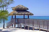 beach luxury gazebo