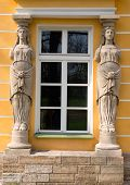 Window With Sculptures