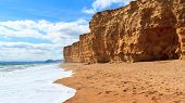Burton Bradstock Beach Dorset