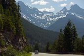 Northern Cascades Mountains