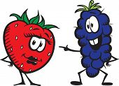 Strawberries_n_grapes