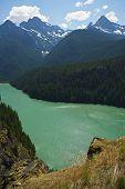 Diabo Lake North Cascades