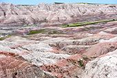 Badlands Buttes