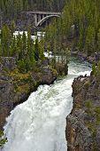 Upper Falls Yellowstone