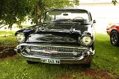 Vintage Car 1957 Chevrolet Hardtop Coupe