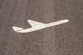 pictrogram airplane