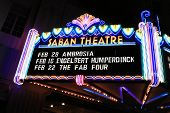 BEVERLY HILLS - FEB 16: Saban Theater where Engelbert Humperdinck performs in concert at the Saban T