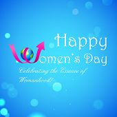 illustration of International Happy Women's Day concept