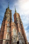 Metropolitan Cathedral John the Baptist Wroclaw