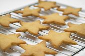 Christmas Star Cookies 02
