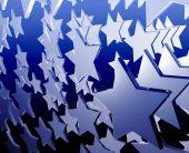 Many Flying Stars