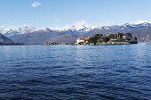 Maggiore Lake, Landscape From Stresa - Italy