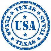 Texas-stamp