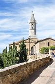 Church Of Pienza