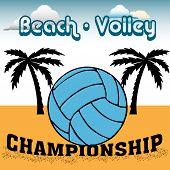 Beach volley championship