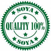 Soya-stamp
