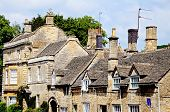 Cotswold buildings, Burford.