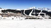 Mont-blanc Mountain