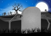 Halloween Grave Stone To Write On