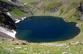 The Eye Glacial Lake