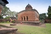 image of radha  - Madanmohan Temple Bishnupur India  - JPG