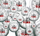 Invest Your Time on many clocks bombarding you to devote energy and resources on tasks, jobs, projec