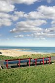 Benches With Views Of Ballybunion Beach