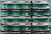 Electronics Print Pattern