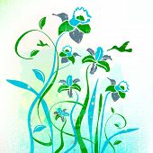 artistic, autumn, backdrop, background, bouquet, brochure, brush, bud, card, color, cover, design, d
