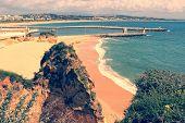 Vintage Lagos Beach