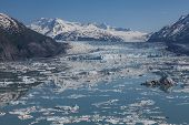 Alaskan Glacial Lake