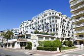 Grand Hyatt Cannes Hotel Martinez, France