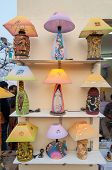 Night Lamps, Art Work , Indian Handicrafts Fair At Kolkata