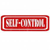 Self-control-stamp