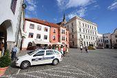 Czech Police - Skoda Fabia