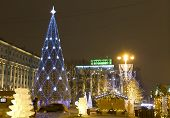 Christmas Tree, Moscow