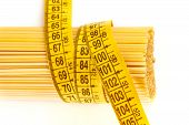Spaghetti And Measuring Tape