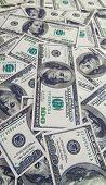 one hundred dollars bills