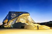 Confluences Museum In Lyon