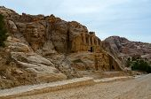 Jordan, Petra. On The Way To The Gorge