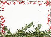 Holidays decoration elements