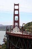 San Fransisco Golden Gate Bridge