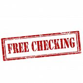 Free Checking-stamp