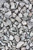Grey Gravel Background