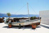 Old Decorative Boat