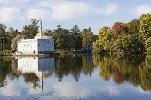 St. Petersburg. Tsarskoye Selo. Pavilion