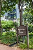 Speakers Corner Sign In Singapore