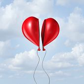 Balloon Heart Together