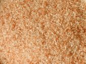 picture of crystal salt  - Himalaya Pink Salt - crystal pink prisms useful as a background ** Note: Soft Focus at 100%, best at smaller sizes - JPG