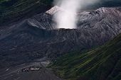 picture of bromo  - Close - JPG